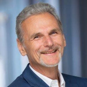 Speaker - Gerhard Pellegrini