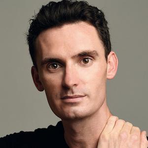 Speaker - James Cottriall