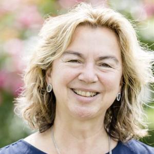 Speaker - Marion Bredebusch